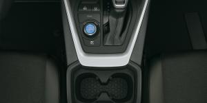 La nueva Rav4 HV cuenta con una nueva caja e-CVT en todas sus versiones y diferentes tipos de manejo como Normal-Eco-Sport-EV!