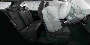 La nueva Rav4 HV cuenta con 7 Airbags en todas sus versiones!